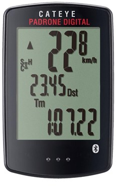Cateye Padrone Digital Wireless Cycling Computer