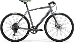 Merida Speeder 300 - Nearly New - S/M - 2018 Hybrid Bike