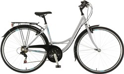 "Product image for Dawes Sahara Low Step Womens - Nearly New - 17"" 2018 - Hybrid Classic Bike"