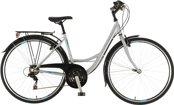 "Dawes Sahara Low Step Womens - Nearly New - 17"" 2018 - Hybrid Classic Bike"