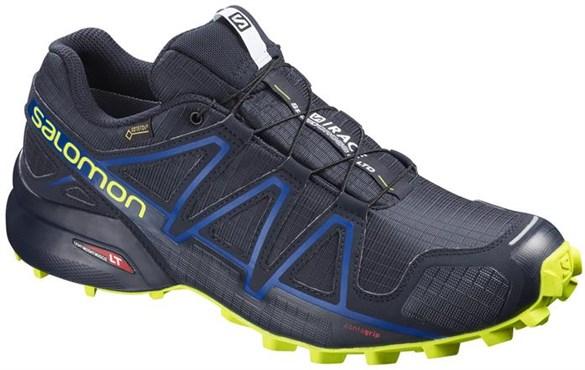6f5578f9493 Salomon Speedcross 4 GTX S/Race LTD Trail Running Shoes | Tredz Bikes