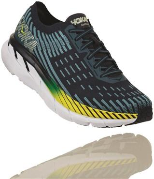 Hoka Clifton 5 Knit Running Shoes