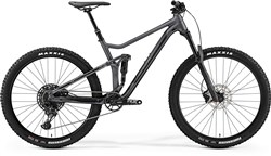 "Merida One-Twenty 7.600 27.5"" Mountain Bike 2019 - Full Suspension MTB"