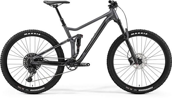 "Merida One-Twenty 7.600 27.5"" Mountain Bike 2019 - Full Suspension MTB"