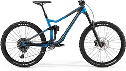 """Product image for Merida One-Sixty 4000 27.5"""" Mountain Bike 2019 - Full Suspension MTB"""