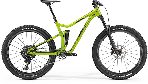 "Merida One-Forty 900 27.5"" Mountain Bike 2019 - Trail Full Suspension MTB"