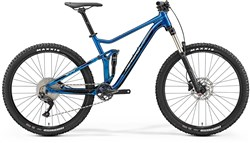 "Merida One-Twenty 7.400 27.5"" Mountain Bike 2019 - Trail Full Suspension MTB"