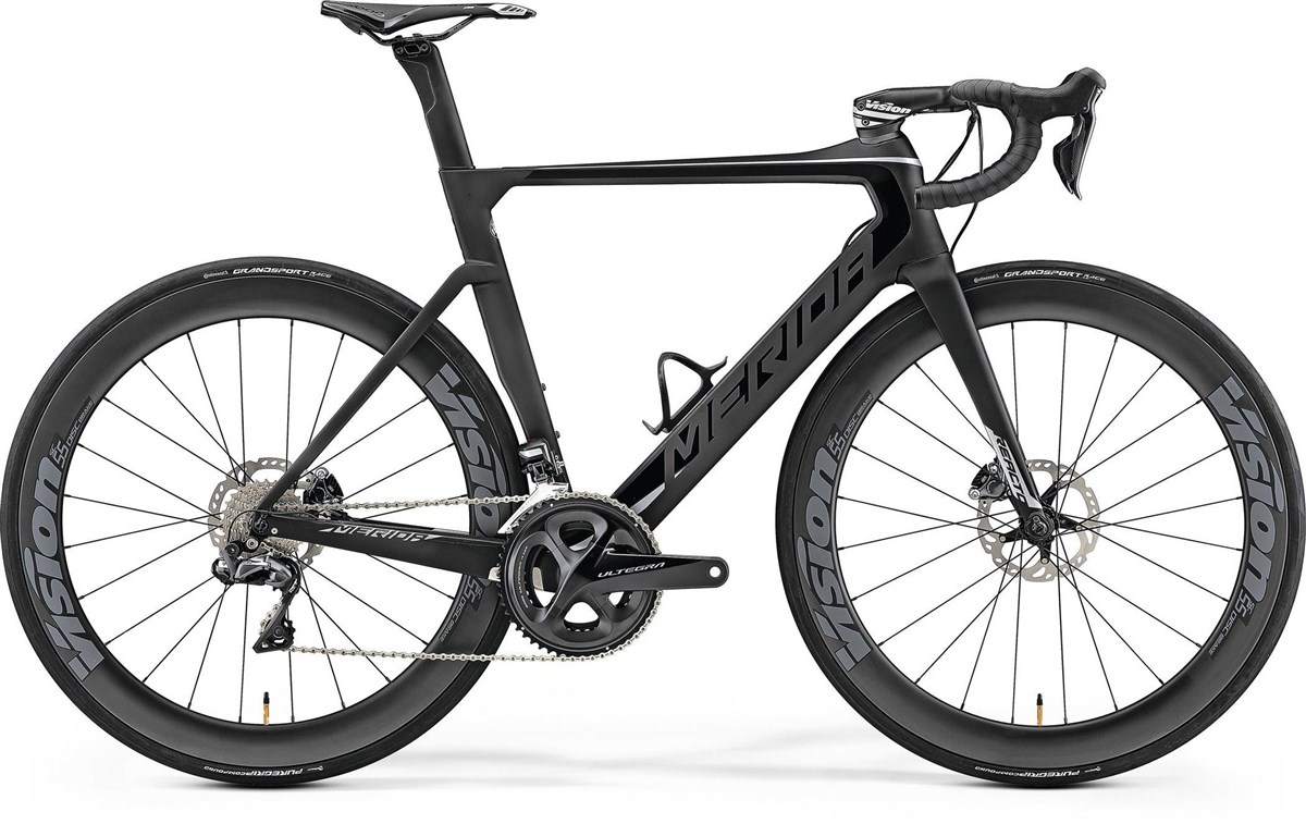 Merida Reacto Disc 8000-E 2019 - Road Bike | Road bikes