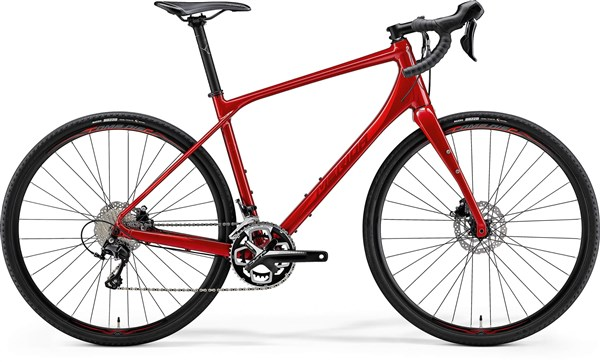 Merida Silex 400 2019 - Road Bike | Road bikes