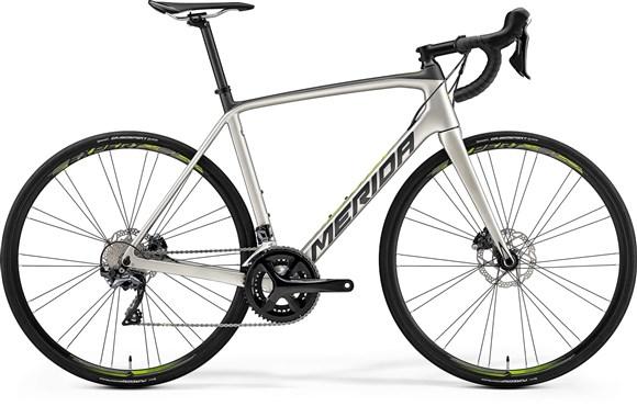 Image of Merida Scultura Disc 5000 2019 - Road Bike