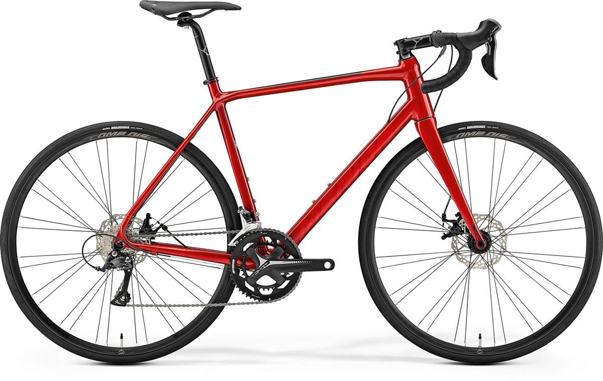 Merida Scultura Disc 200 2019 - Road Bike | Racercykler