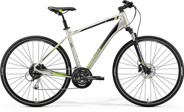 Merida Crossway 100 2019 - Hybrid Sports Bike