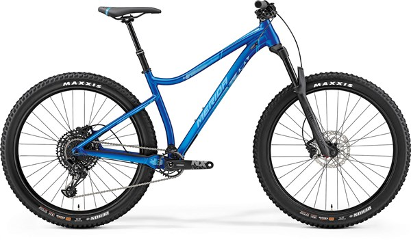 "Merida Big Trail 600 27.5"" Mountain Bike 2019 - Hardtail MTB"
