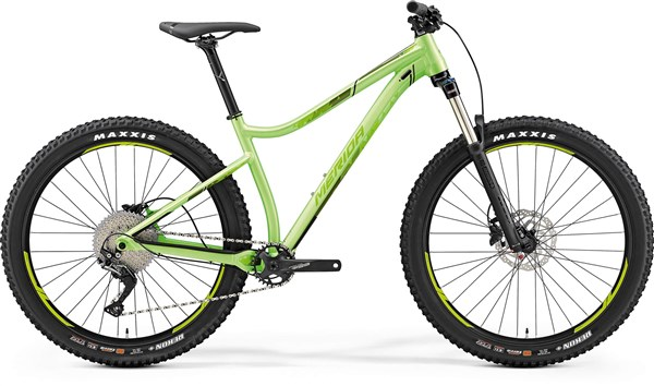 "Merida Big Trail 400 27.5"" Mountain Bike 2019 - Hardtail MTB"