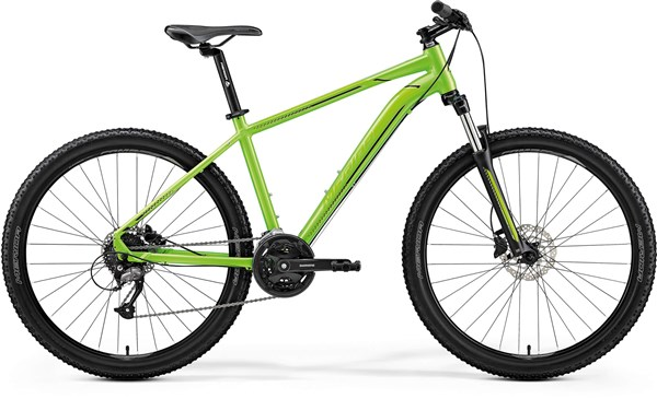 "Merida Big Seven 40 27.5"" Mountain Bike 2019 - Hardtail MTB"