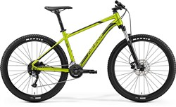 "Merida Big Seven 200 27.5"" Mountain Bike 2019 - Hardtail MTB"
