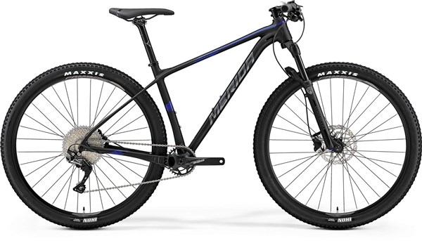 Merida Big Nine Limited Mountain Bike 2019 - Hardtail MTB | Mountainbikes