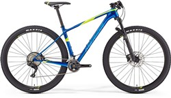 "Merida Big Nine 5000 29"" Mountain Bike 2019 - Hardtail MTB"