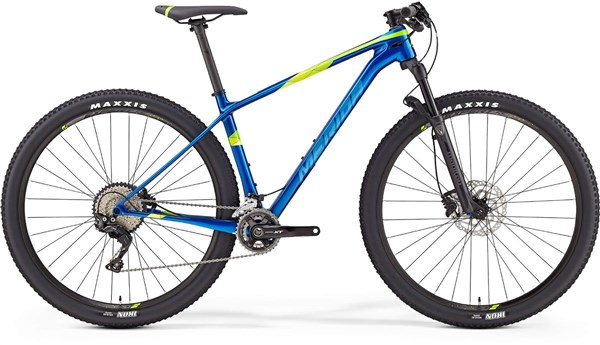 "Merida Big Nine 5000 29"" Mountain Bike 2019 - Hardtail MTB"