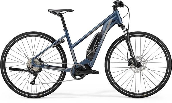 Merida eSpresso 200 Womens 2019 - Electric Hybrid Bike