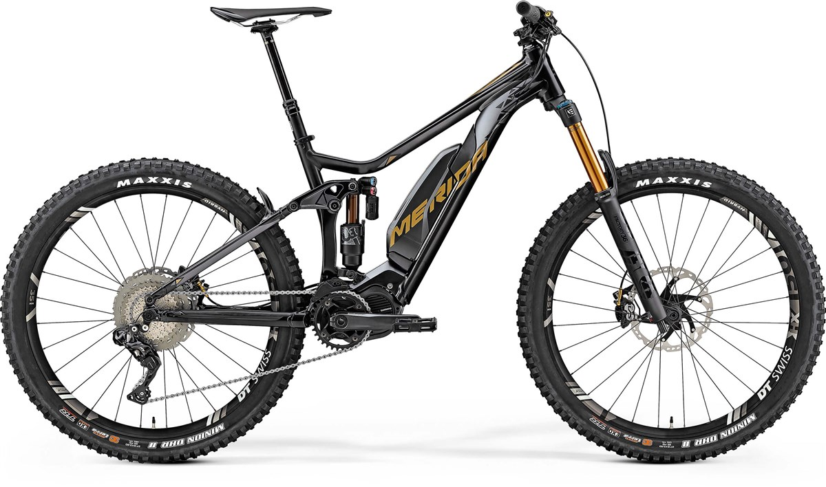 Merida eOne-Sixty 900e 2019 - Electric Mountain Bike | MTB