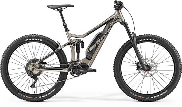 Merida eOne-Sixty 800 27.5+ 2019 - Electric Mountain Bike