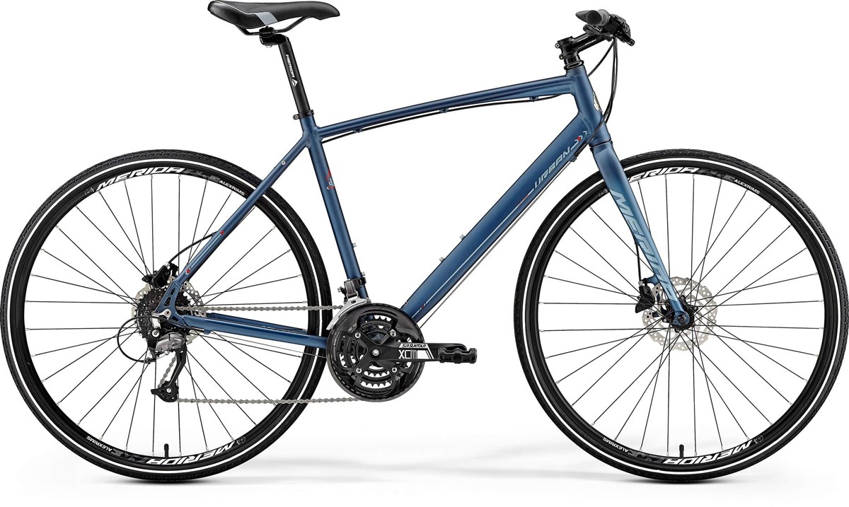 Merida Crossway Urban 40 2019 - Hybrid Sports Bike | City