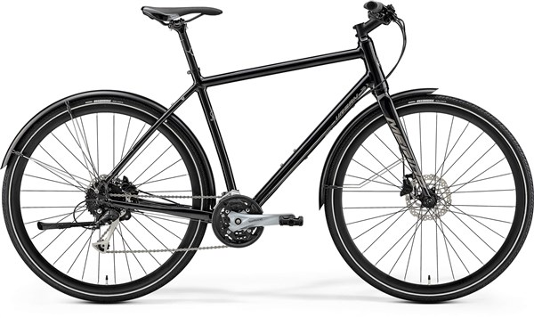 Merida Crossway Urban 100 2019 - Hybrid Sports Bike