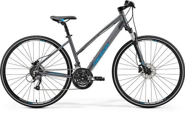 Merida Crossway 40 Womens 2019 - Hybrid Sports Bike
