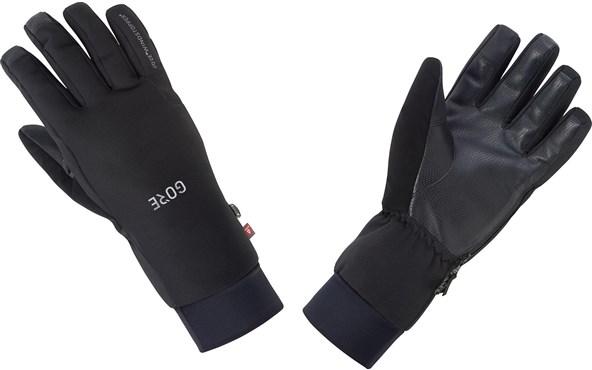 Gore M Windstopper Insulated Long Finger Gloves