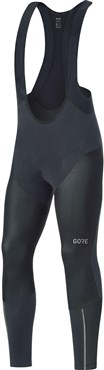 Gore C7 Partial Windstopper Pro Bib Tights+