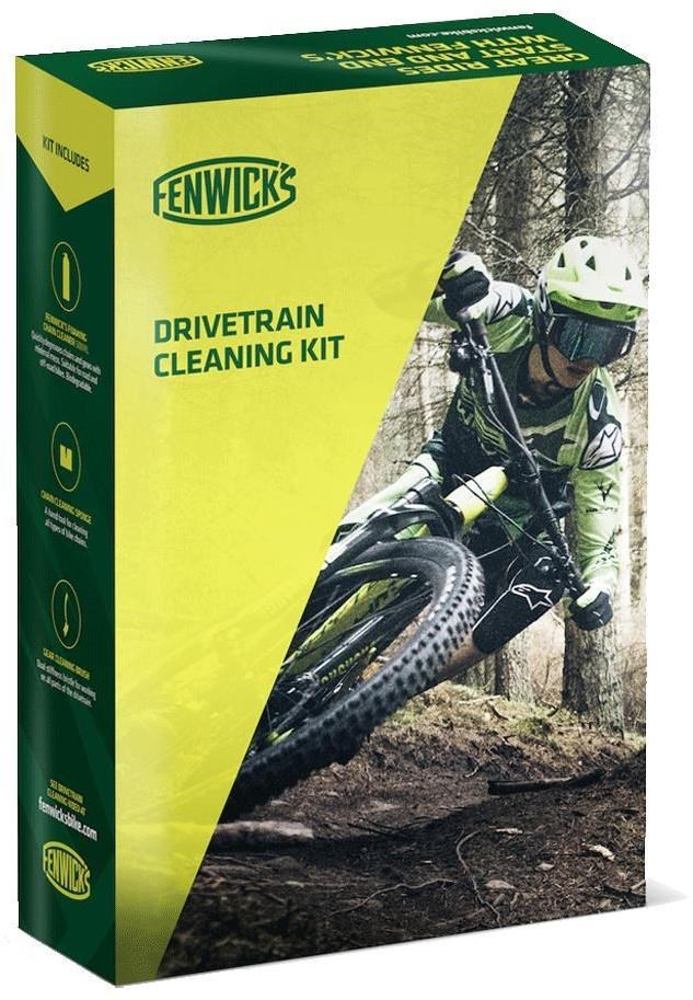 Fenwicks Drivetrain Cleaning Kit | polish_and_lubricant_component