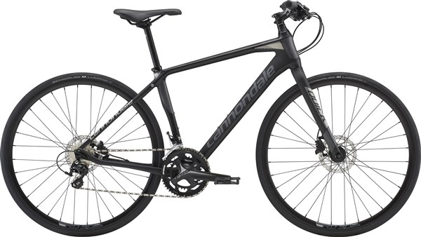 Cannondale Quick Carbon 1 Flat Bar - Nearly New - M 2019 - Road Bike