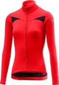 Castelli Sinergia FZ Womens Long Sleeve Jersey