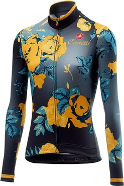 Castelli Scambio Womens Long Sleeve Jersey