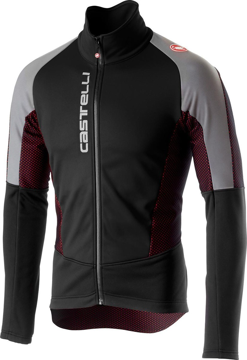 Castelli Mortirolo V Reflex Jacket Black | Jakker