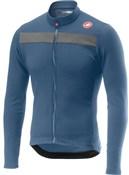 Castelli Puro 3 FZ Long Sleeve Jersey