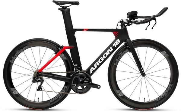 Argon 18 E-117 8050 Di2 R400 2019 - Triathlon Bike
