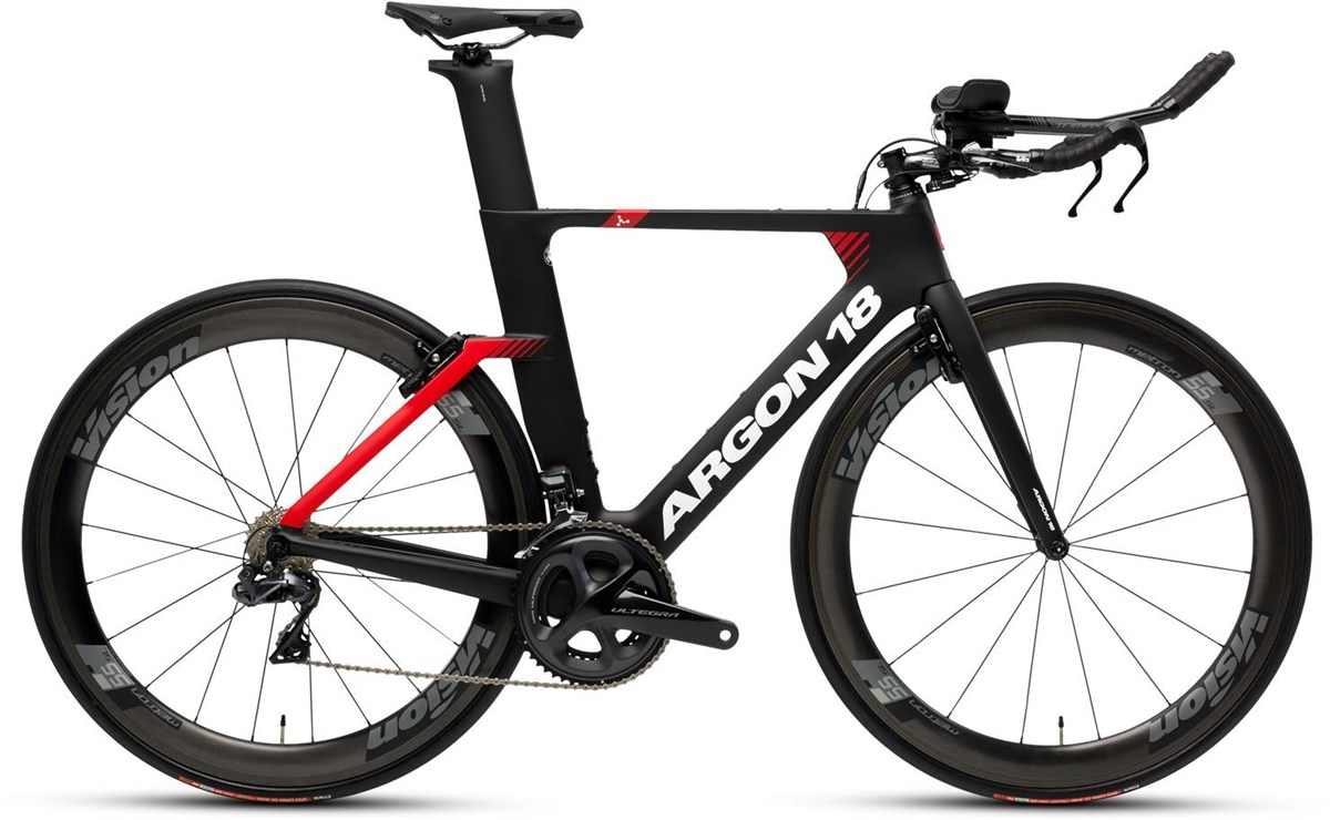 Argon 18 E-117 8000 R400 2019 - Triathlon Bike | Tri/time trial