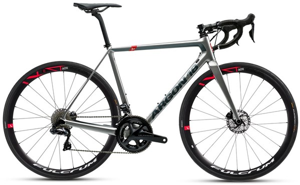 Argon 18 Gallium Disc 8070 Di2 R400 2019 - Road Bike | Racercykler