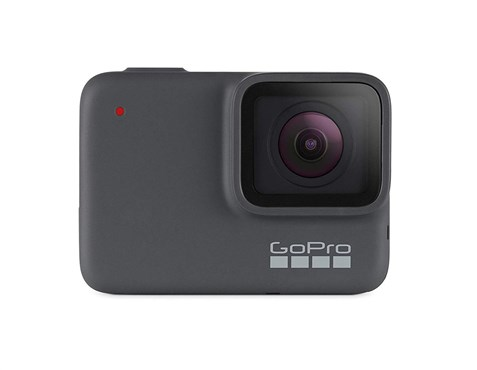 GoPro Hero7 Silver Edition Action Camera