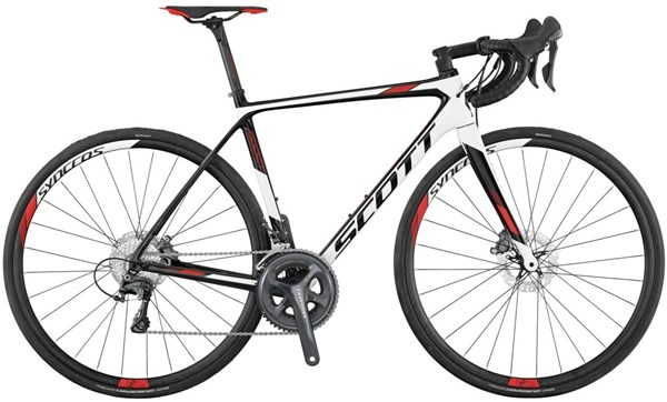 Scott Addict 20 Disc - Nearly New - S 2017 - Road Bike