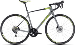 Cube Attain GTC Race Disc - Nearly New - 56cm - 2018 Road Bike