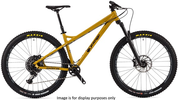 Orange Crush RS 29er Mountain Bike 2019 - Hardtail MTB | Mountainbikes