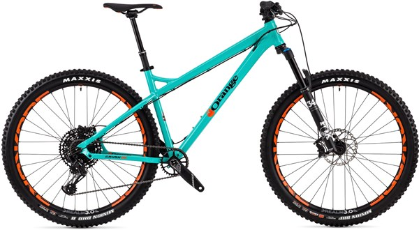 Orange Crush Pro 29er Mountain Bike 2019 - Hardtail MTB