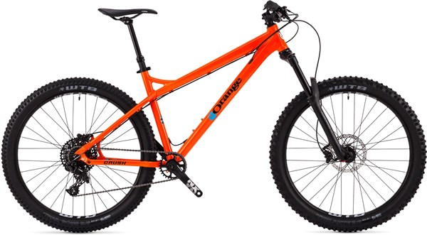 "Orange Crush Comp 27.5"" Mountain Bike 2019 - Hardtail MTB 