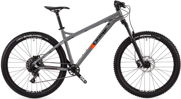 "Orange Clockwork Evo Comp 27.5"" Mountain Bike 2019 - Hardtail MTB 