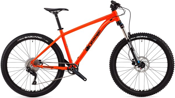 "Orange Clockwork 27.5"" Mountain Bike 2019 - Hardtail MTB"