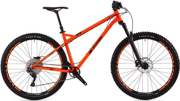 4ec362ddaf3 Orange P7 S 29er Mountain Bike 2019 | Tredz Bikes