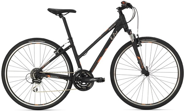 Liv Rove 3 Womens - Nearly New - S - 2018 Hybrid Bike